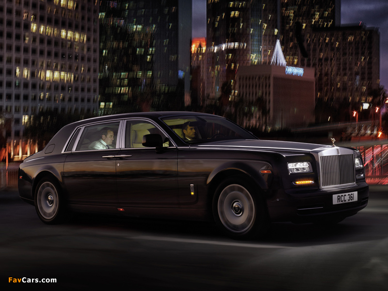 Photos of Rolls-Royce Phantom EWB 2012 (800 x 600)