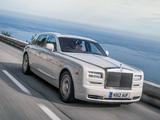 Photos of Rolls-Royce Phantom UK-spec 2012