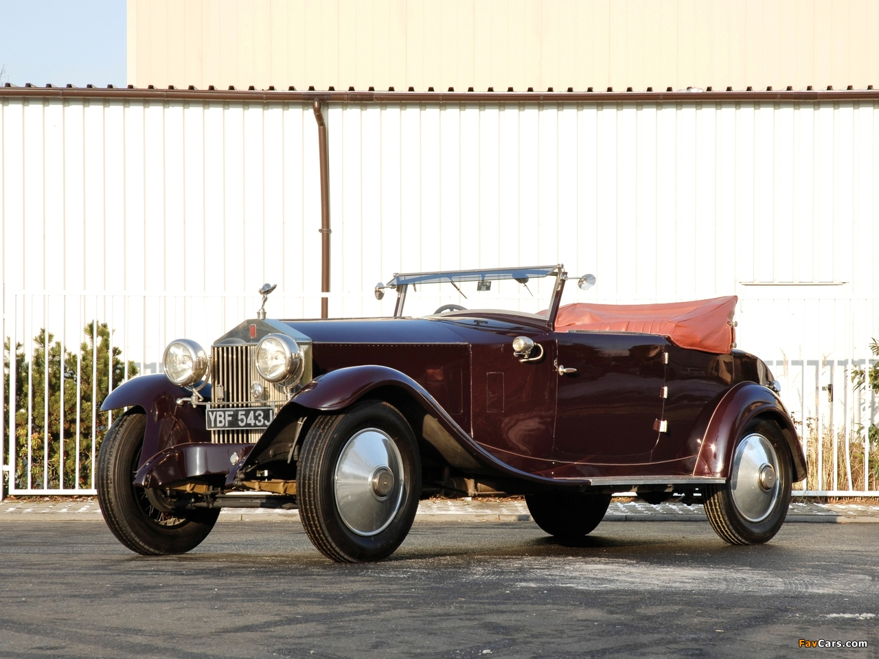 Photos of Rolls-Royce Phantom 40/50 HP Cabriolet by Manessius (I) 1925 (1280 x 960)