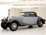 Photos of Rolls-Royce Phantom II Continental Drophead Coupe by Freestone & Webb 1932