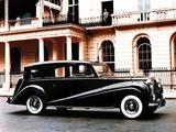 Photos of Rolls-Royce Phantom Landaulette (IV) 1950–56