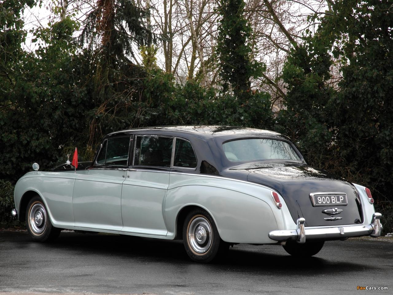 Photos of Rolls-Royce Phantom V Park Ward Limousine 1959–63 (1280 x 960)