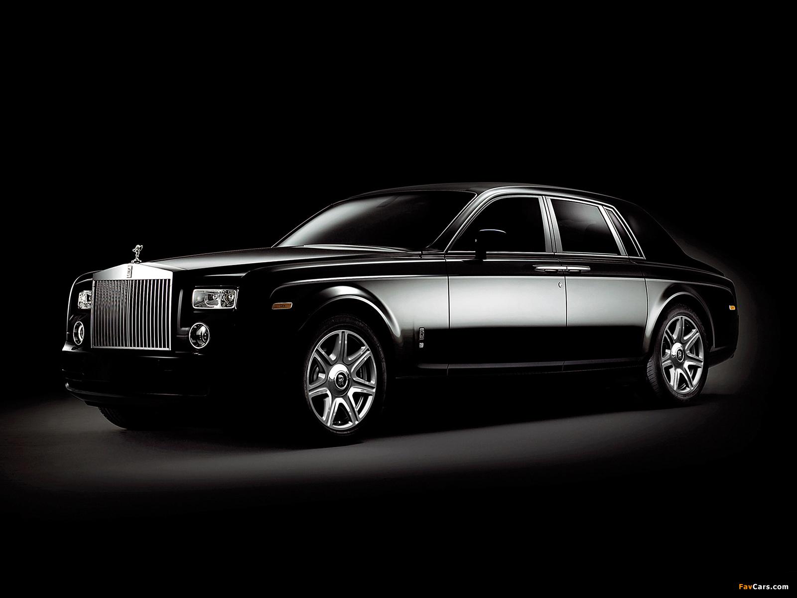 Photos of Rolls-Royce Phantom 2009 (1600 x 1200)