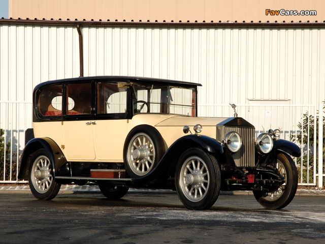 Pictures of Rolls-Royce Phantom I 40/50 HP Limousine by Maythorne & Sons 1926 (640 x 480)