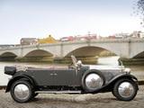 Pictures of Rolls-Royce Phantom I 40/50 HP Tourer by Hooper 1927
