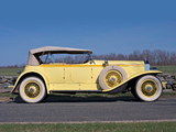 Pictures of Rolls-Royce Phantom I 40/50 HP Ascot Sport Phaeton by Brewster (S304KP-7180) 1928