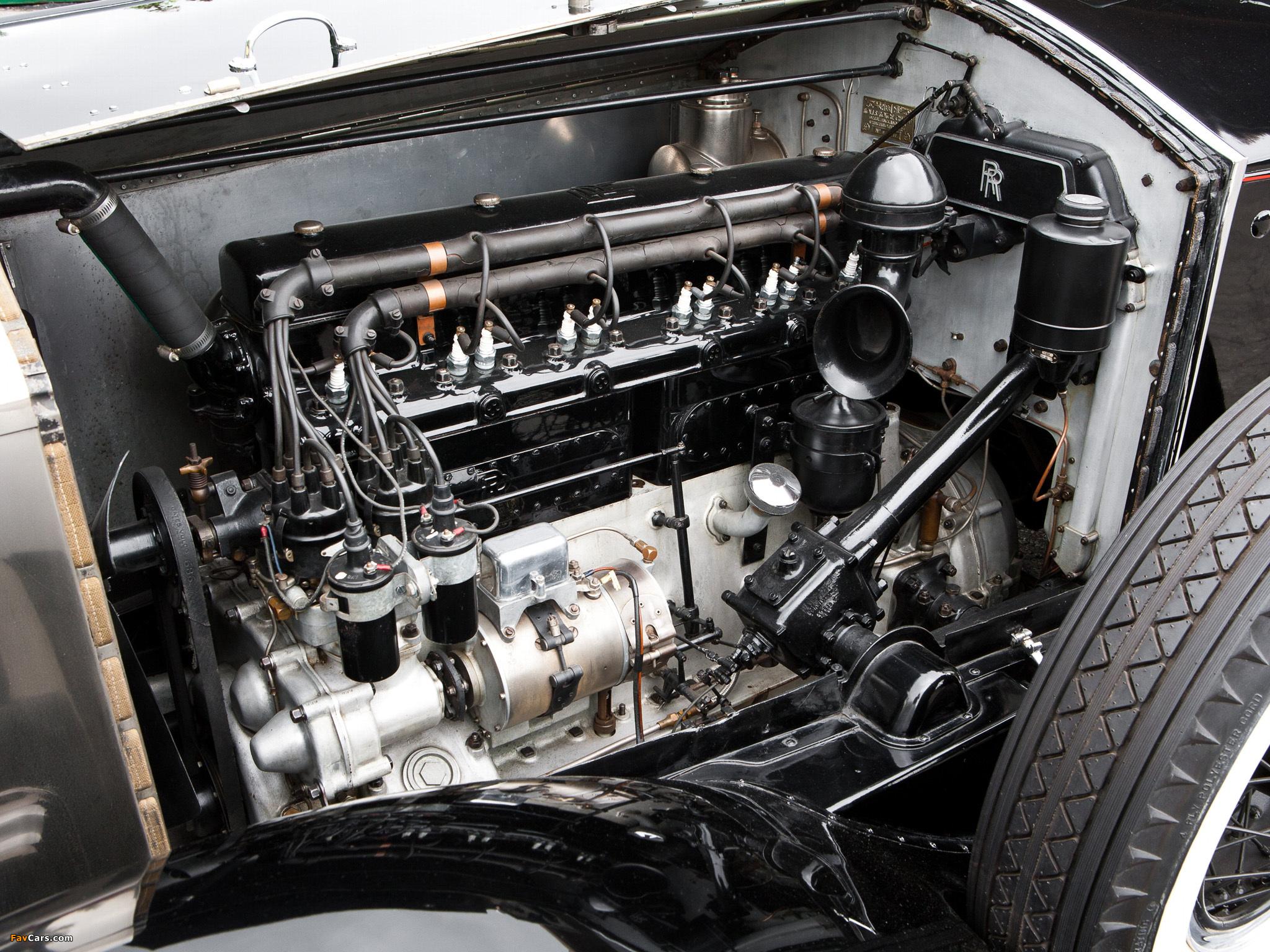 Pictures of Rolls-Royce Phantom I Sports Phaeton by Murphy 1929 (2048 x 1536)