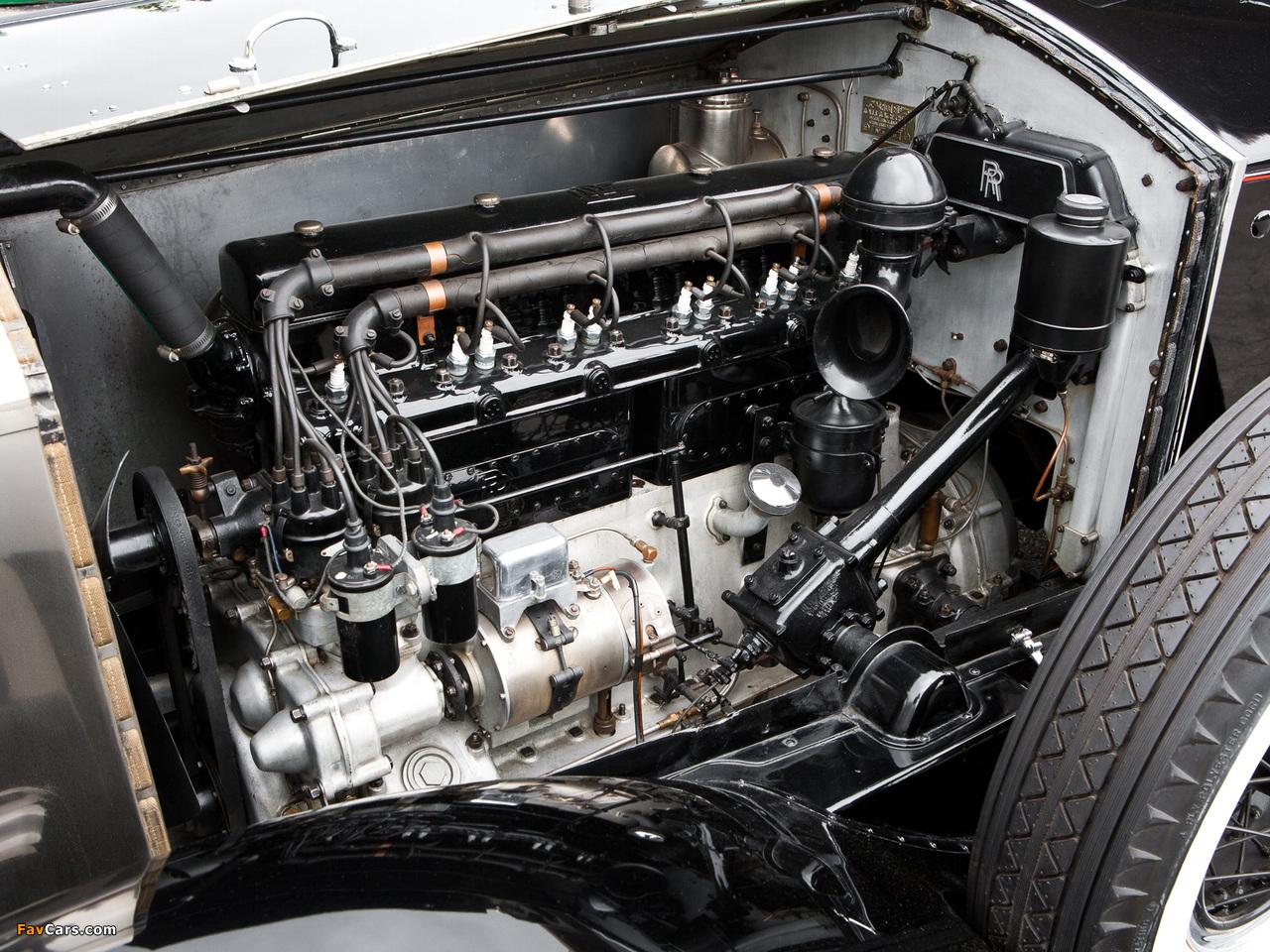 Pictures of Rolls-Royce Phantom I Sports Phaeton by Murphy 1929 (1280 x 960)