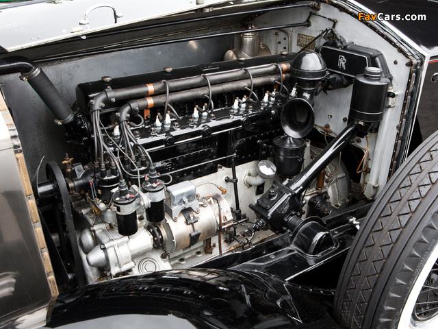 Pictures of Rolls-Royce Phantom I Sports Phaeton by Murphy 1929 (640 x 480)