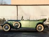 Pictures of Rolls-Royce Phantom II 40/50 HP Cabriolet Hunting Car 1929