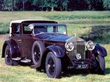 Pictures of Rolls-Royce Phantom II Sedanca de Ville 1930