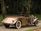 Pictures of Rolls-Royce Phantom II Open Tourer by Brockman 1930