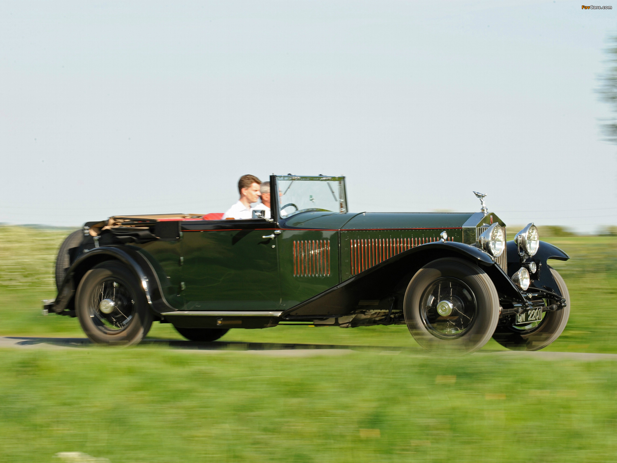 Pictures of Rolls-Royce Phantom II Continental Coupe by Barker 1930 (2048 x 1536)