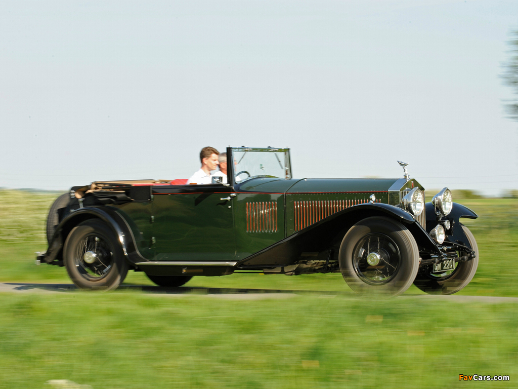 Pictures of Rolls-Royce Phantom II Continental Coupe by Barker 1930 (1024 x 768)