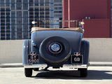 Pictures of Rolls-Royce Phantom II Continental Drophead Coupe by Carlton 1932