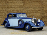 Pictures of Rolls-Royce Phantom II Continental Sports Saloon 1934