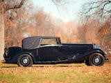 Pictures of Rolls-Royce Phantom II Continental Sedanca Drophead Coupe 1934