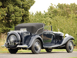 Pictures of Rolls-Royce Phantom II Continental Drophead Coupe 1934
