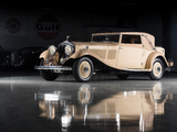 Pictures of Rolls-Royce Phantom II Continental Owen Sedanca Coupe by Gurney Nutting 1934