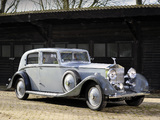 Pictures of Rolls-Royce Phantom II Sports Limousine by Barker 1935