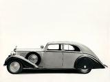 Pictures of Rolls-Royce Phantom III Saloon by Barker 1936