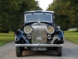 Pictures of Rolls-Royce Phantom III Limousine by Barker 1937