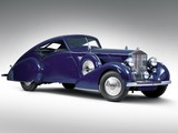 Pictures of Rolls-Royce Phantom III Aero Coupe 1937