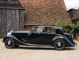 Pictures of Rolls-Royce Phantom III Saloon by Mulliner 1938