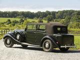 Pictures of Rolls-Royce Phantom III Four Light Cabriolet by Freestone & Webb 1938