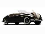 Pictures of Rolls-Royce Phantom III Labourdette Vutotal Cabriolet 1947