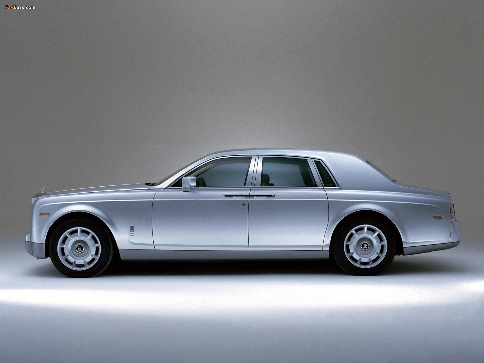 Pictures of Rolls-Royce Phantom UK-spec 2003–09 (1600 x 1200)