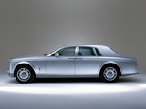 Pictures of Rolls-Royce Phantom UK-spec 2003–09