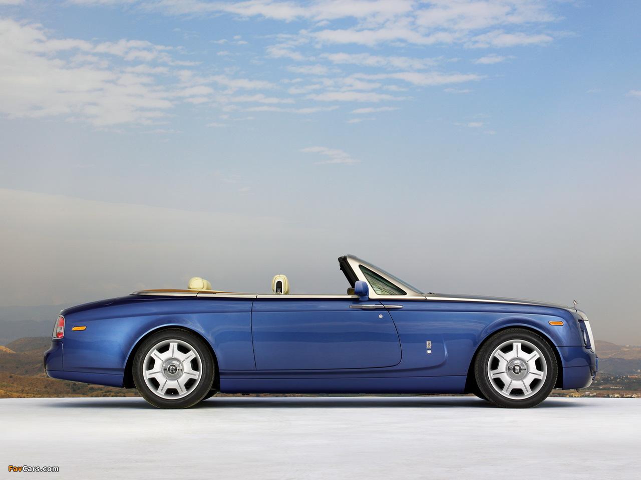 Pictures of Rolls-Royce Phantom Drophead Coupe UK-spec 2008–12 (1280 x 960)