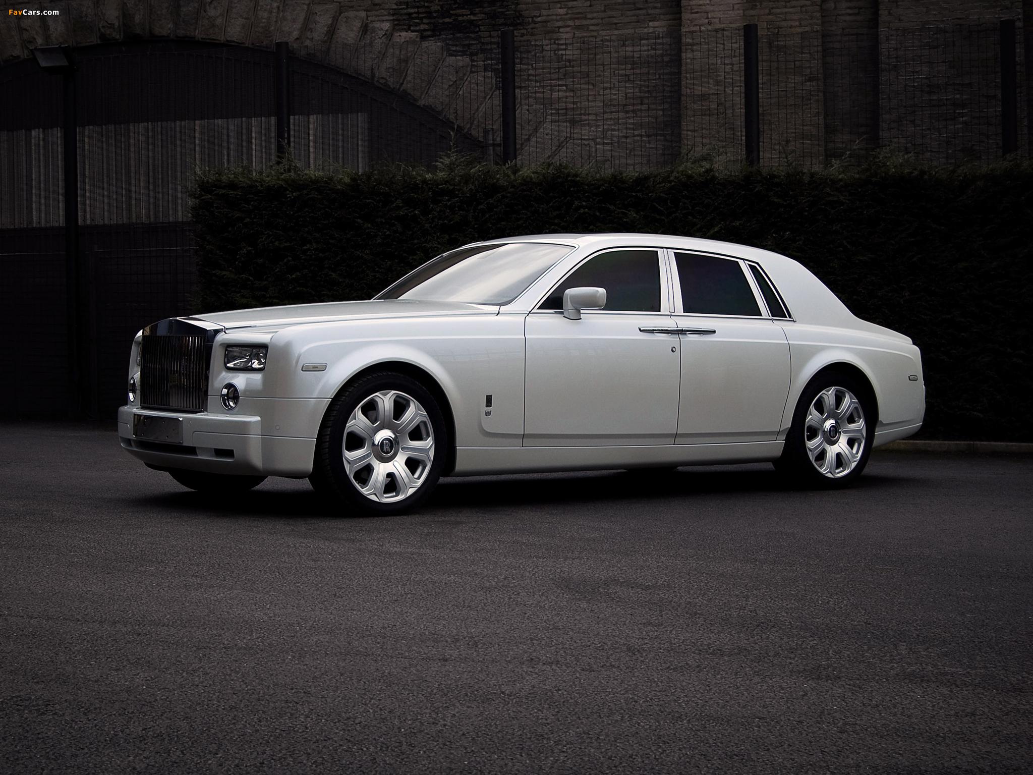 Pictures of Project Kahn Rolls-Royce Phantom 2009 (2048 x 1536)