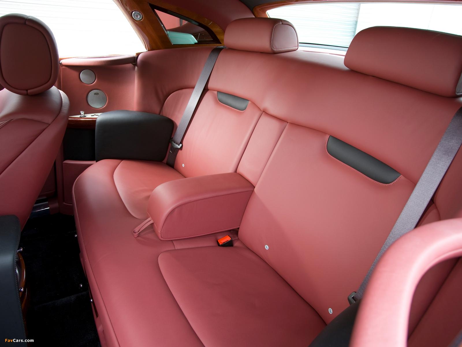 Pictures of Rolls-Royce Phantom Coupe UK-spec 2009–12 (1600 x 1200)