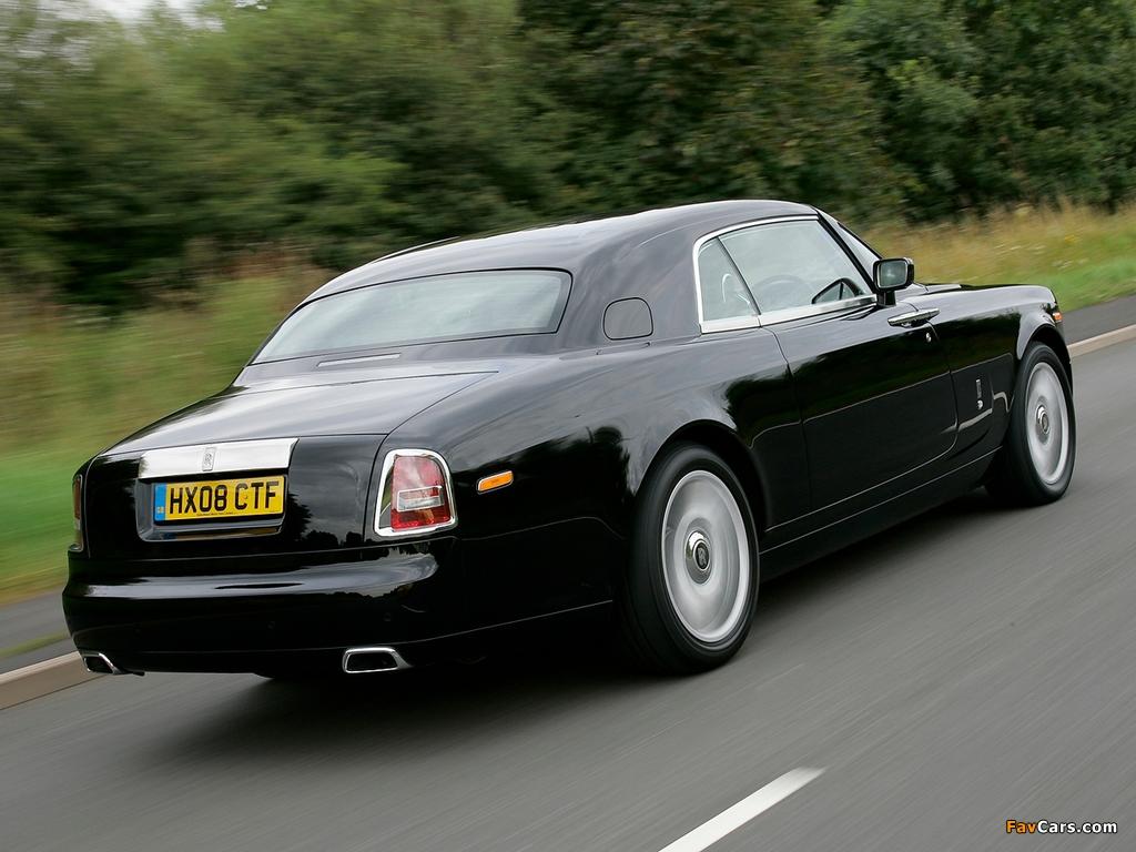 Pictures of Rolls-Royce Phantom Coupe UK-spec 2009–12 (1024 x 768)