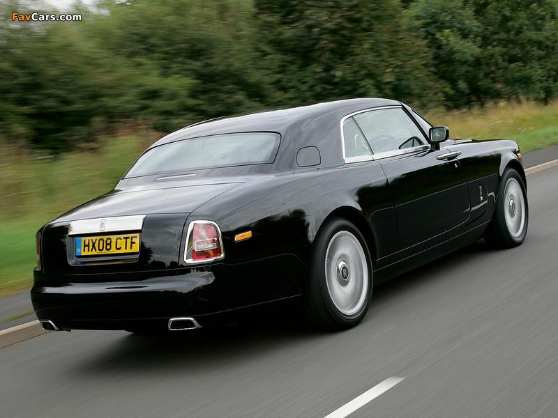 Pictures of Rolls-Royce Phantom Coupe UK-spec 2009–12 (800 x 600)