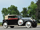 Pictures of Rolls-Royce Springfield Phantom by Brewster (I) 1928