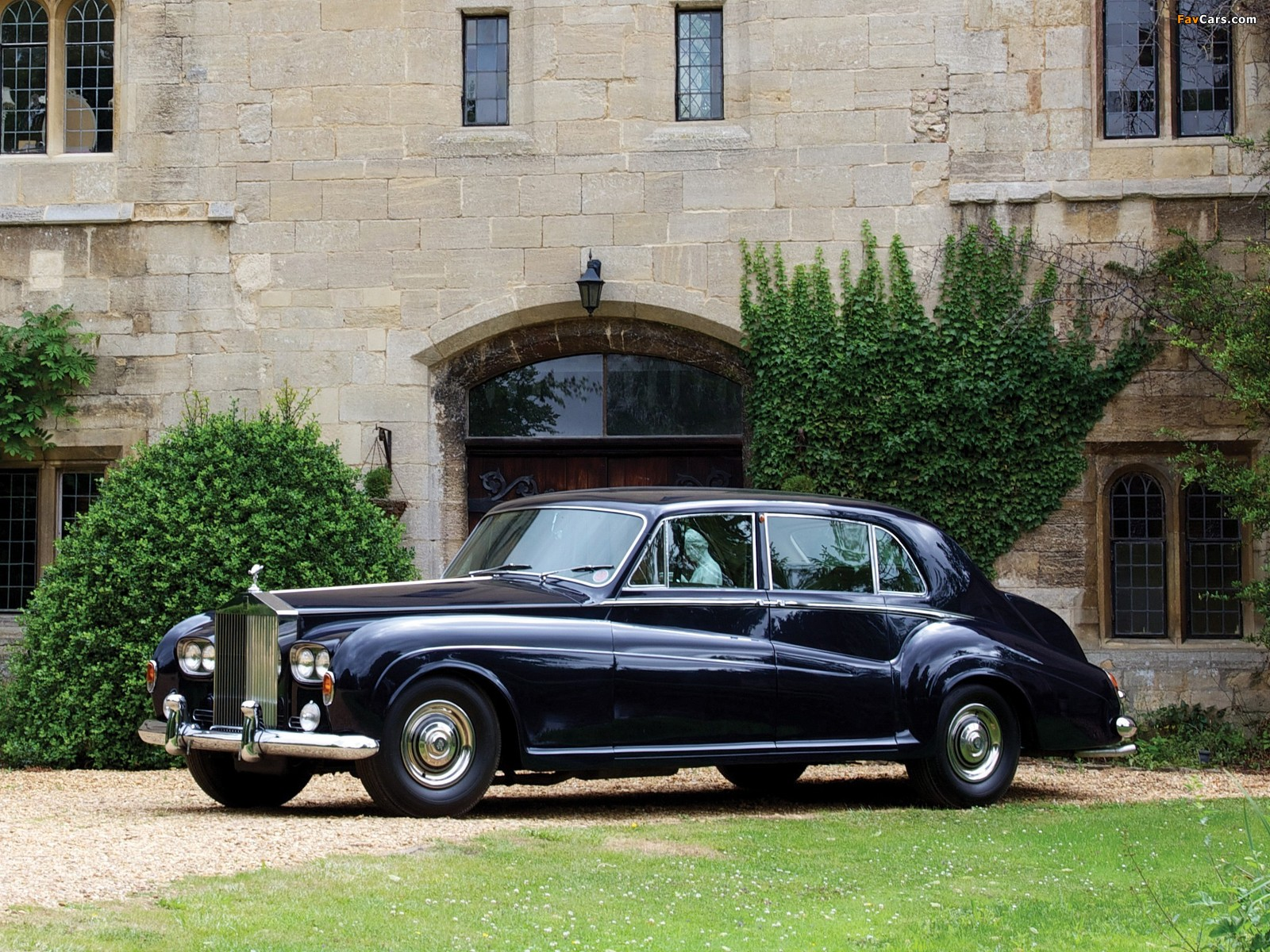 Pictures of Rolls-Royce Phantom V Limousine by James Young 1959–63 (1600 x 1200)