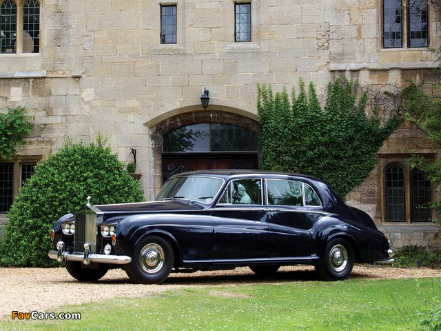 Pictures of Rolls-Royce Phantom V Limousine by James Young 1959–63 (640 x 480)