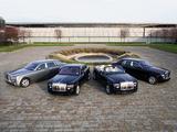 Pictures of Rolls-Royce Phantom