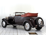 Rolls-Royce Phantom I 40/50 HP Cabriolet by Manessius 1925 images