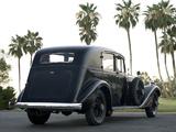 Rolls-Royce Phantom I Saloon by Martin & King 1925 wallpapers