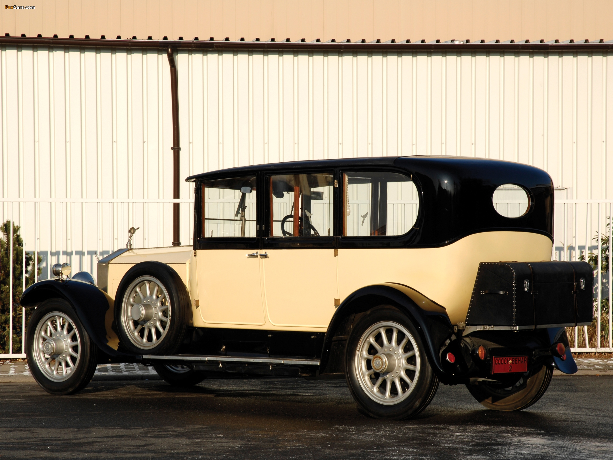 Rolls-Royce Phantom I 40/50 HP Limousine by Maythorne & Sons 1926 images (2048 x 1536)