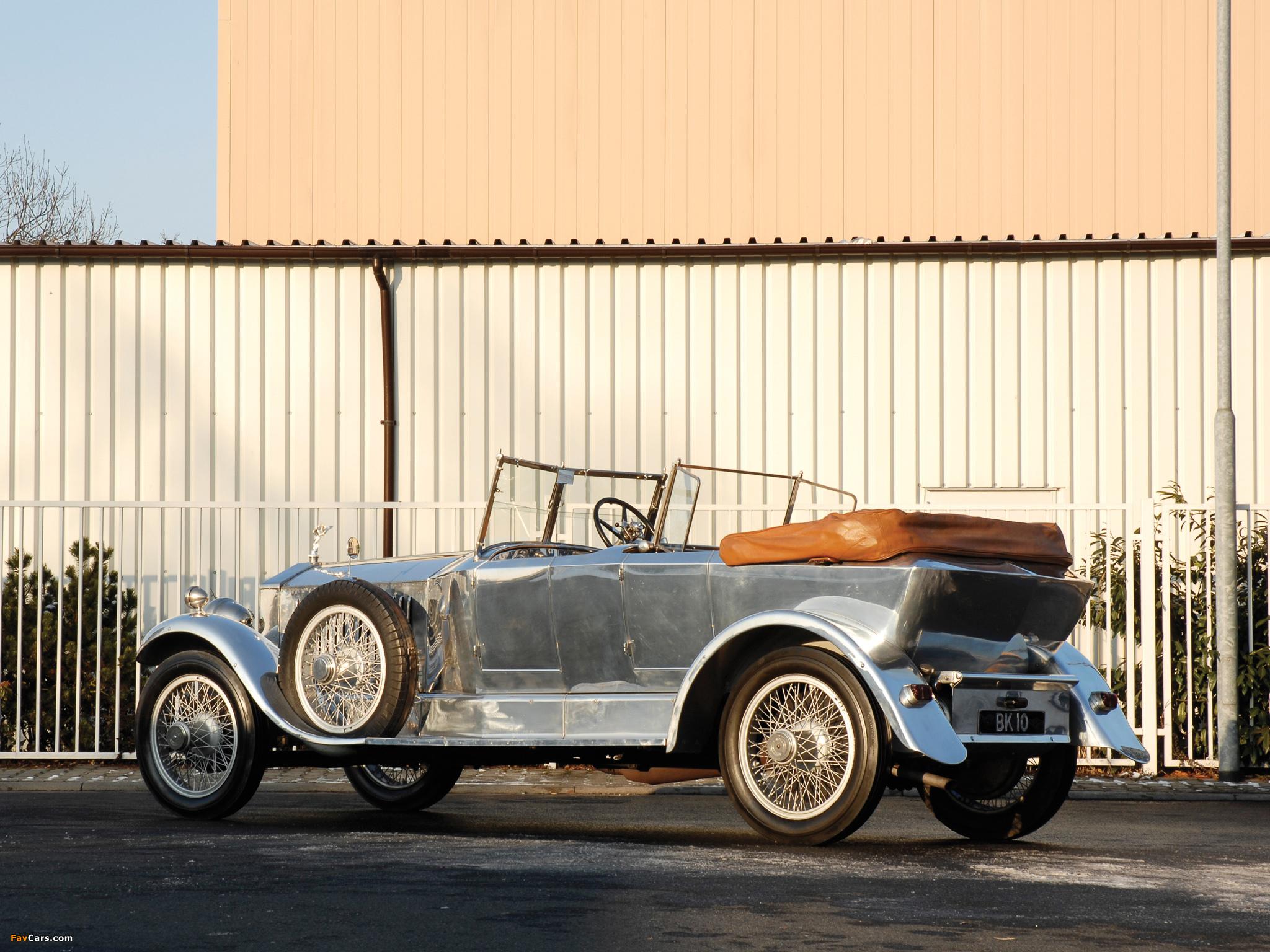 Rolls-Royce Phantom I 40/50 HP Open Tourer by Windover 1926 images (2048 x 1536)