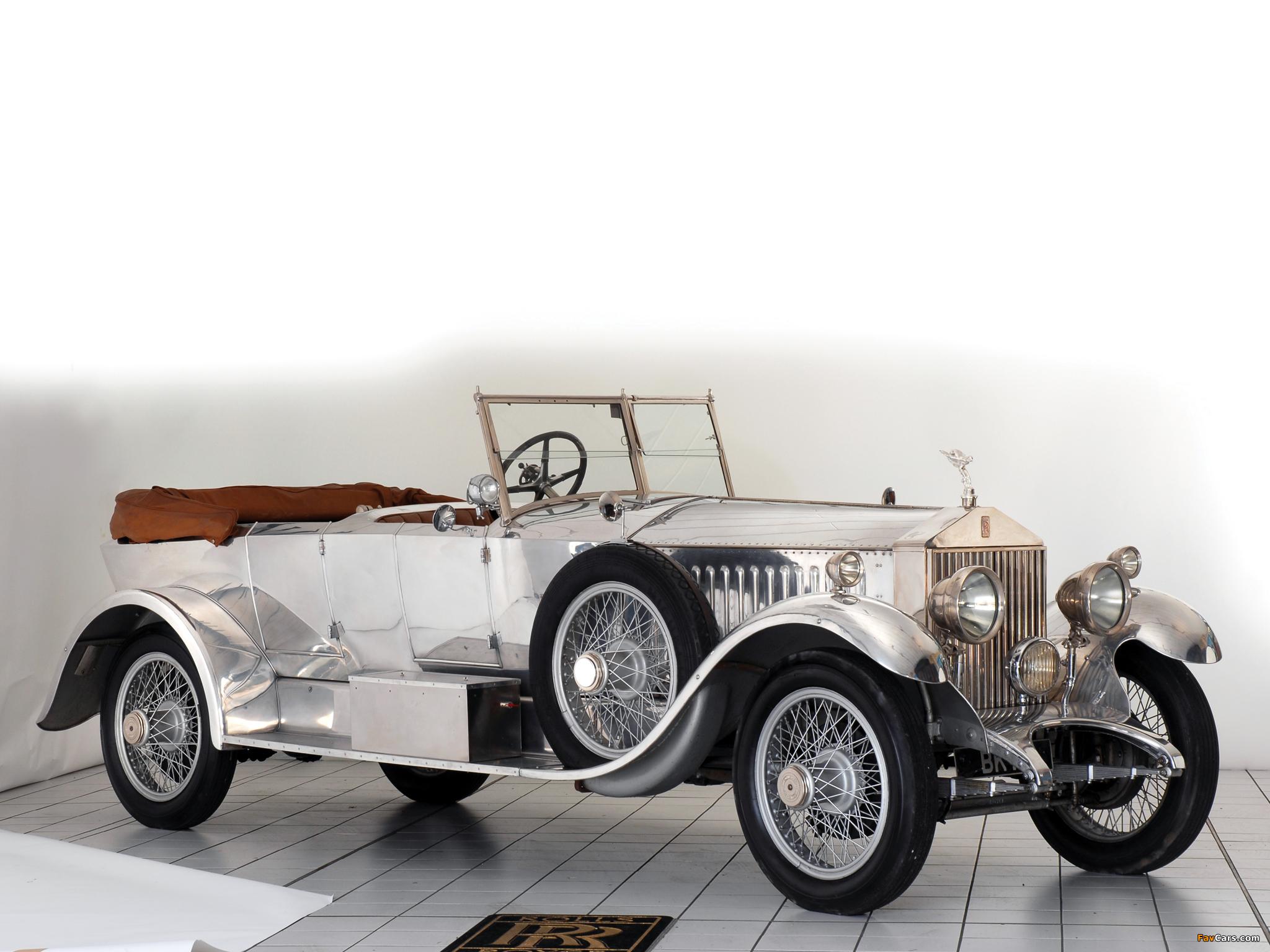 Rolls-Royce Phantom I 40/50 HP Open Tourer by Windover 1926 photos (2048 x 1536)