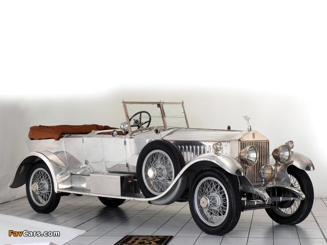 Rolls-Royce Phantom I 40/50 HP Open Tourer by Windover 1926 photos (640 x 480)