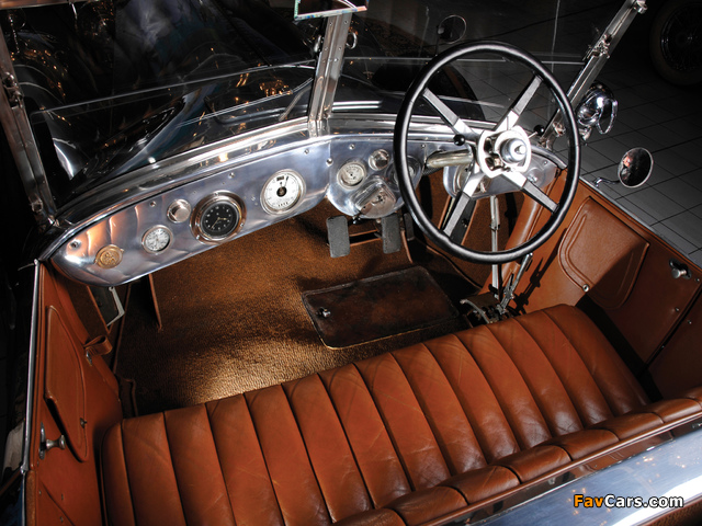 Rolls-Royce Phantom I 40/50 HP Open Tourer by Windover 1926 pictures (640 x 480)