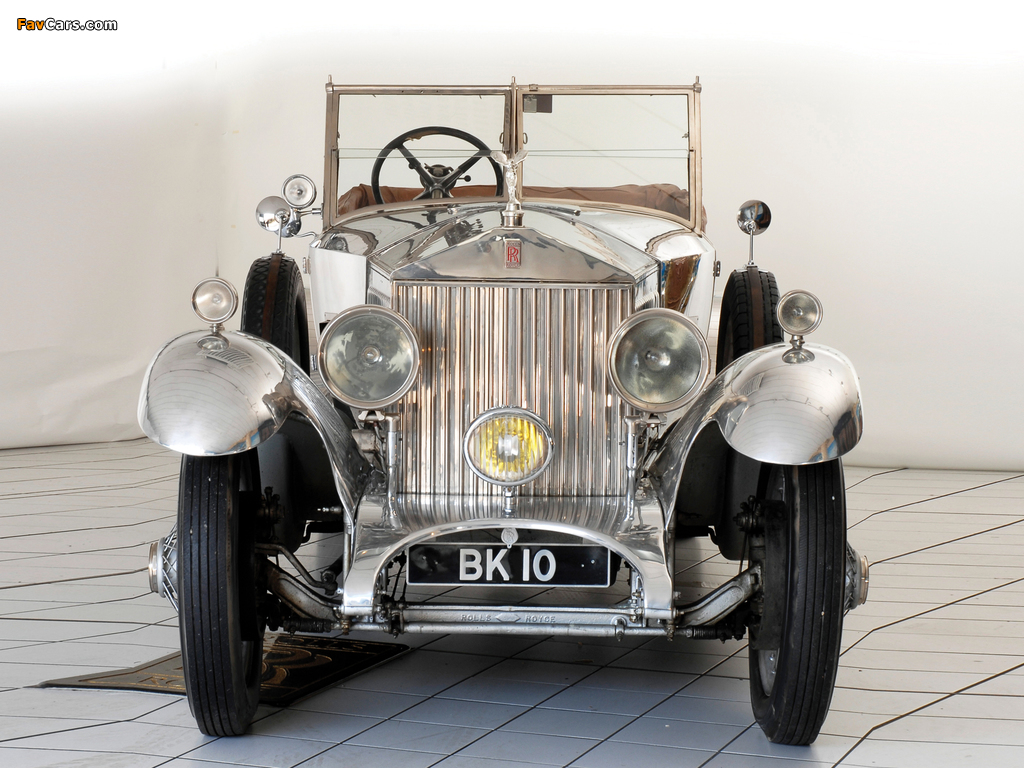 Rolls-Royce Phantom I 40/50 HP Open Tourer by Windover 1926 pictures (1024 x 768)
