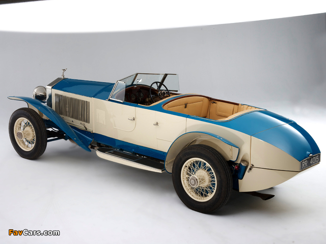 Rolls-Royce Phantom I 10EX 1926 wallpapers (640 x 480)